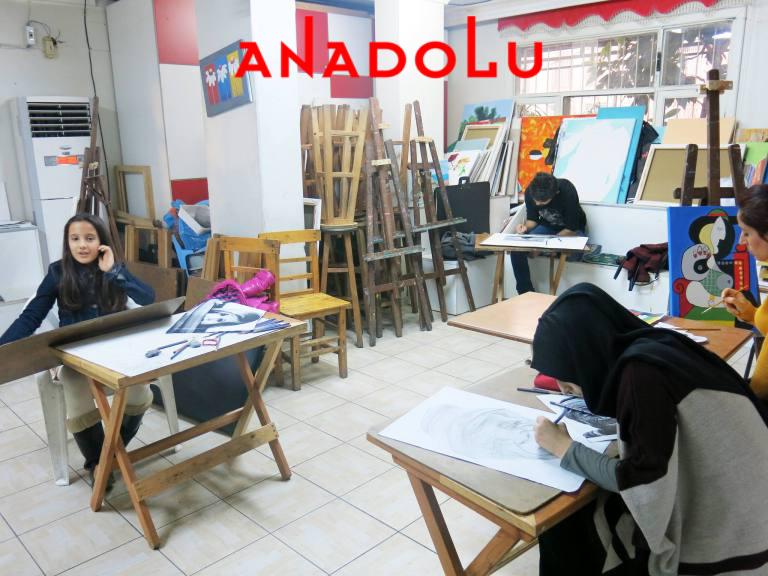 Üniversite Hazırlık Grupları Çizim Dersleri Çukurova