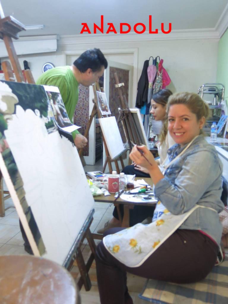 Çukurova'da Hobi Kursları Devam Ediyor