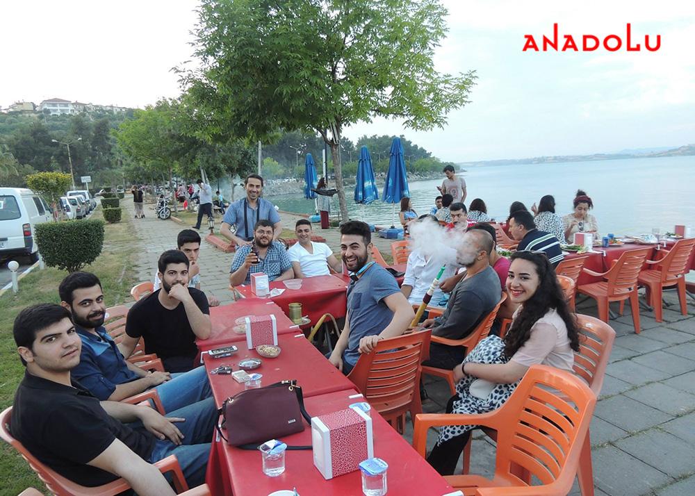 Anadolu Güzel Sanatlar Öğrencisi İle Yapılan Yemekler Çukurova