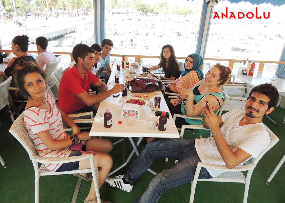 Güzel Sanatlar Fakültesine Giriş Sınavı Sonrası Çukurova
