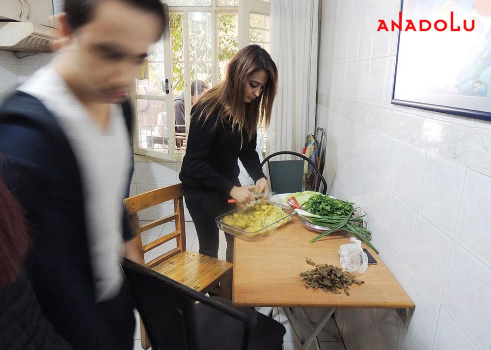 Çukurova'da Anadolu Güzel Sanatların Kazananlar Etkinliği