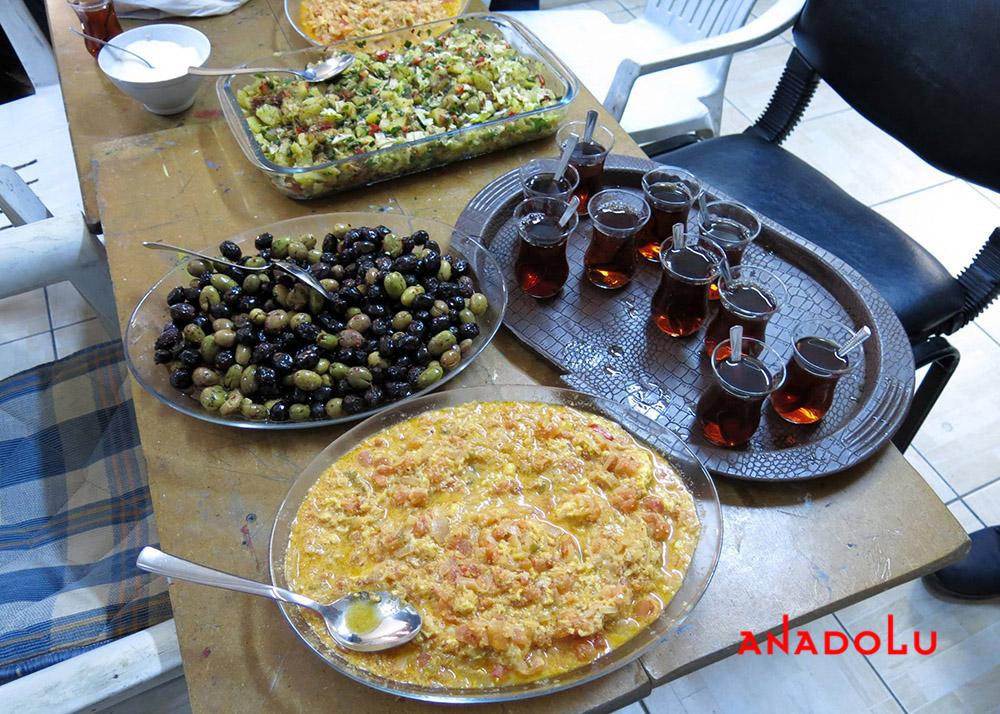 Anadolu Sanat Yemek Etkinliği Çukurova