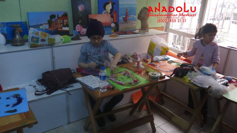Çocuklar İçin Yetenek Kursları Çukurova
