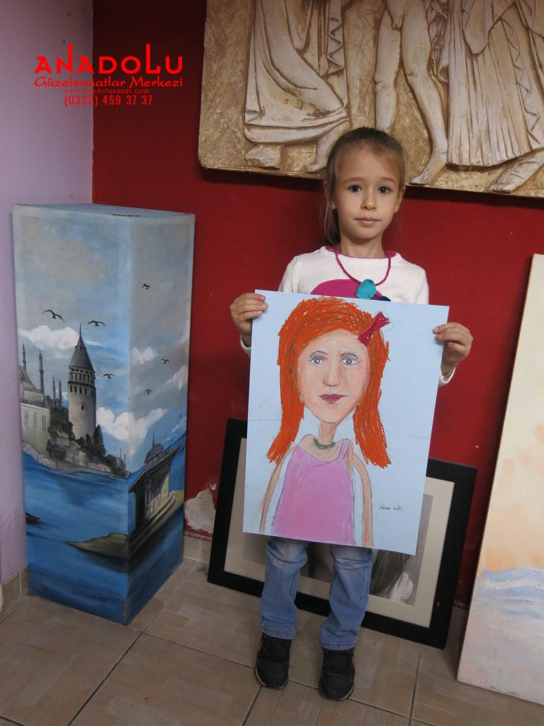 Çocuklar İçin Resim Eğitimleri Çukurova