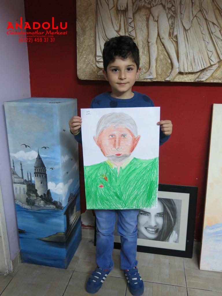 Çukurova'da Çocukların Gidebileceği Çizim Dersleri